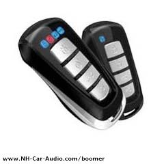 Compustar 2400ss remote car starter