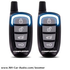 Compustar G9 remote car starter