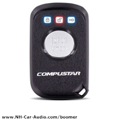 Compustar slice Jr remote car starter