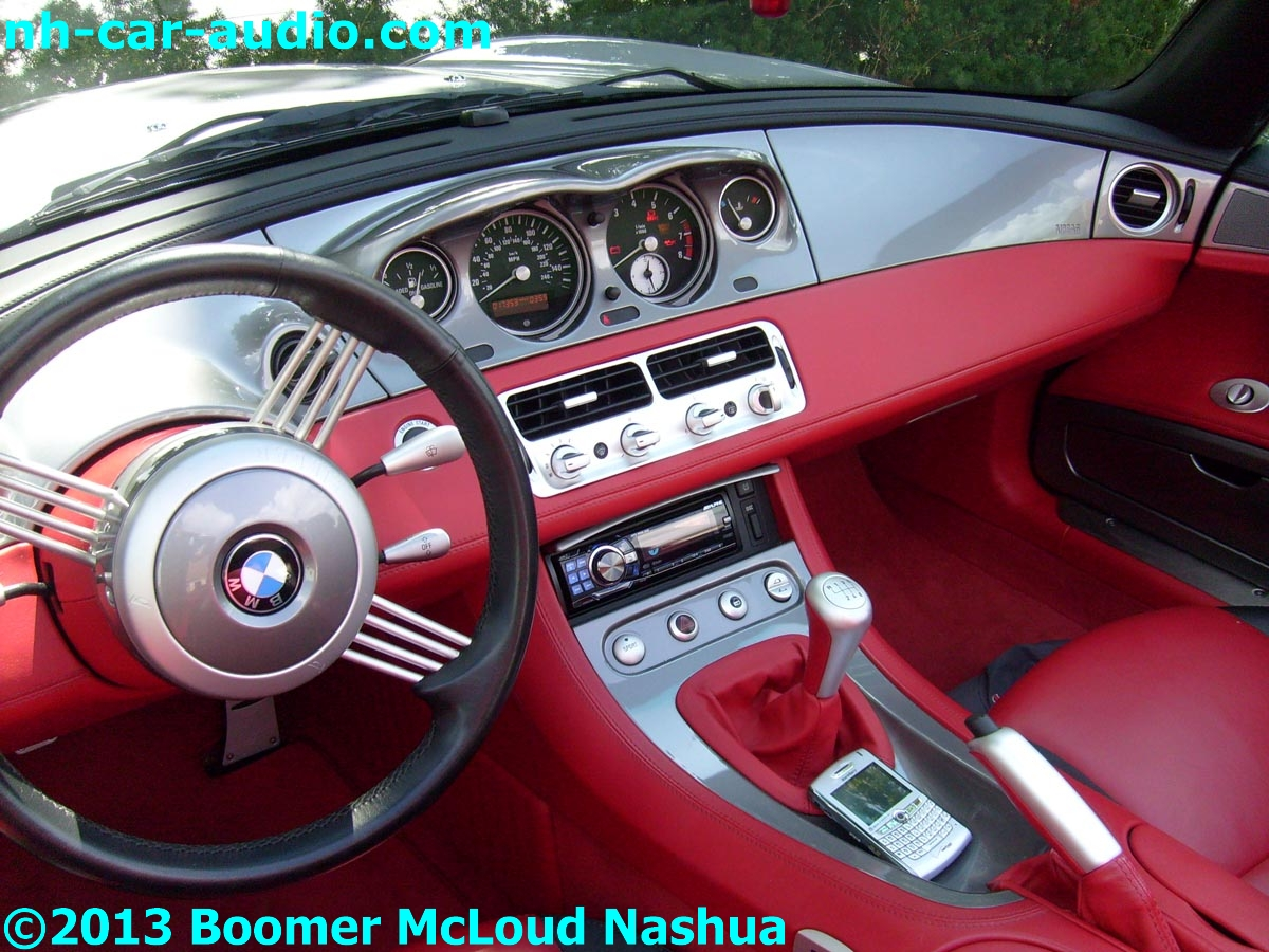 bmw custom projects boomer nashua mobile electronics. Black Bedroom Furniture Sets. Home Design Ideas