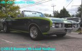 Olds-442-Classic-car-audio-upgrades