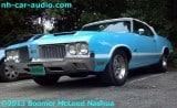1970 Oldsmobile-442-audio-upgarde