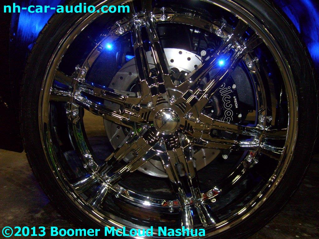 Escalade-body-26-inch-wheels-Wilwood-brakes-Backlight-LED