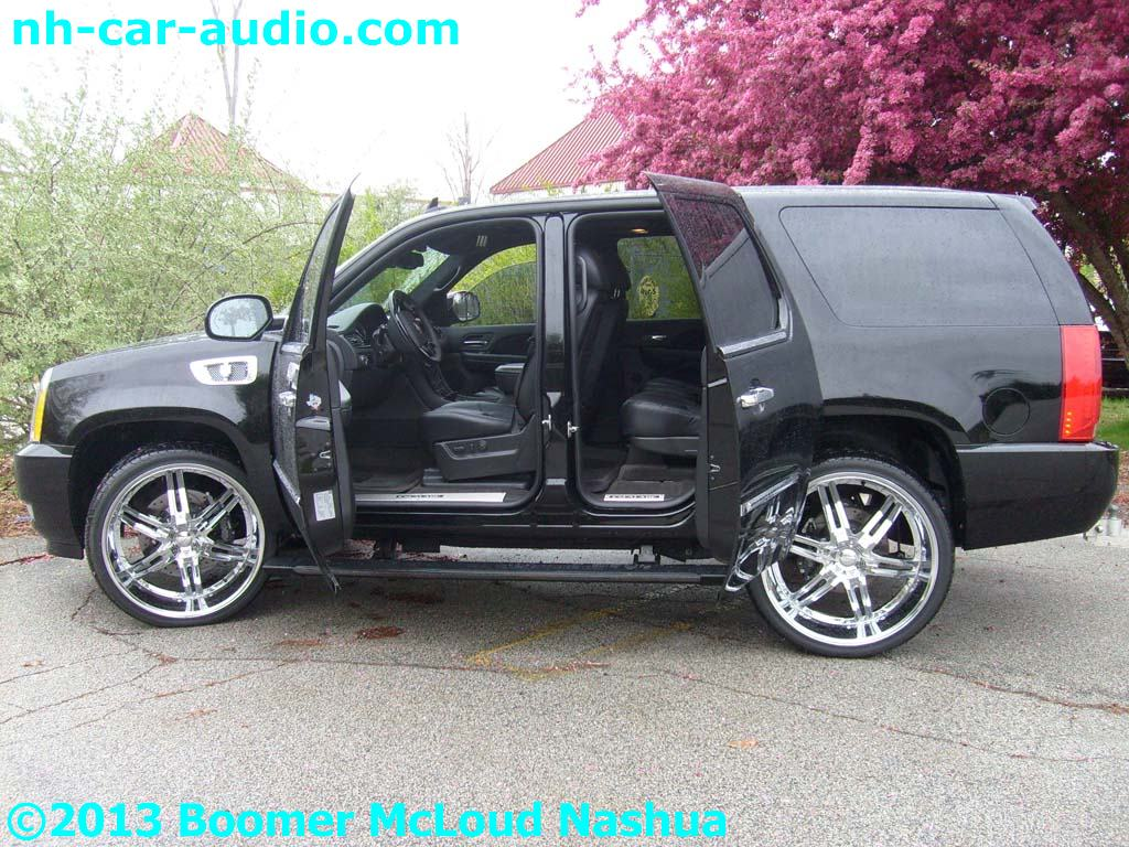 Escalade-body-custom-suicide-doors-open