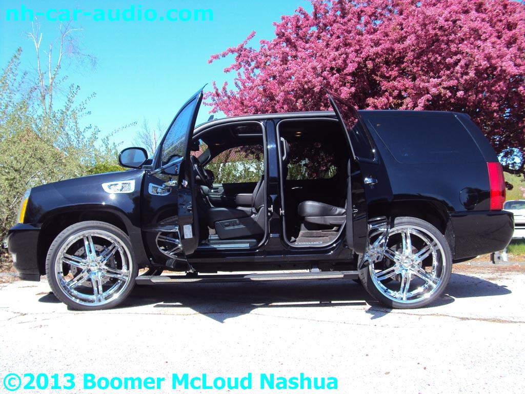 Escalade-body-custom-suicide-doors