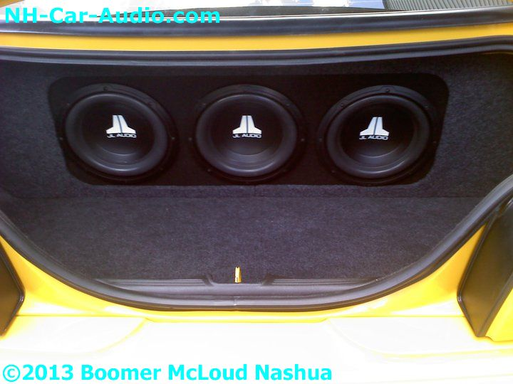 Ford Keene Nh Ford-Mustang-triple-ten-inch-subwoofer-enclosure - Boomer ...