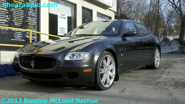 Maserati-custom-stereo