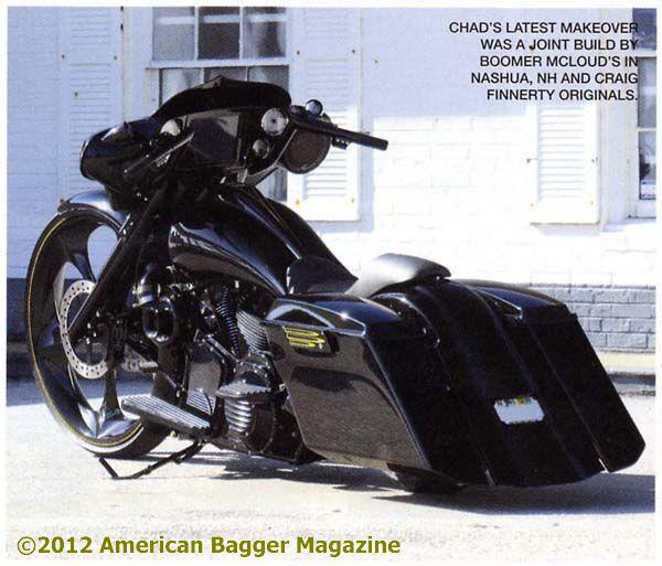 Custom-Harley-American-Bagger