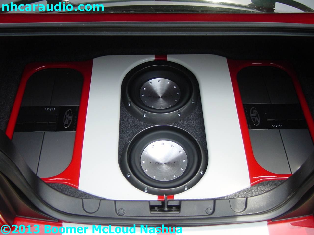 Custom Installation Services Boomer Mcloud Nashua Wiring Subwoofer Speakers Mustang Trunk Amplifier Install