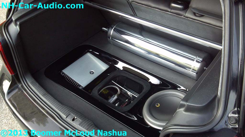Vw Air Ride Custom Stereo Install Boomer Nashua Mobile