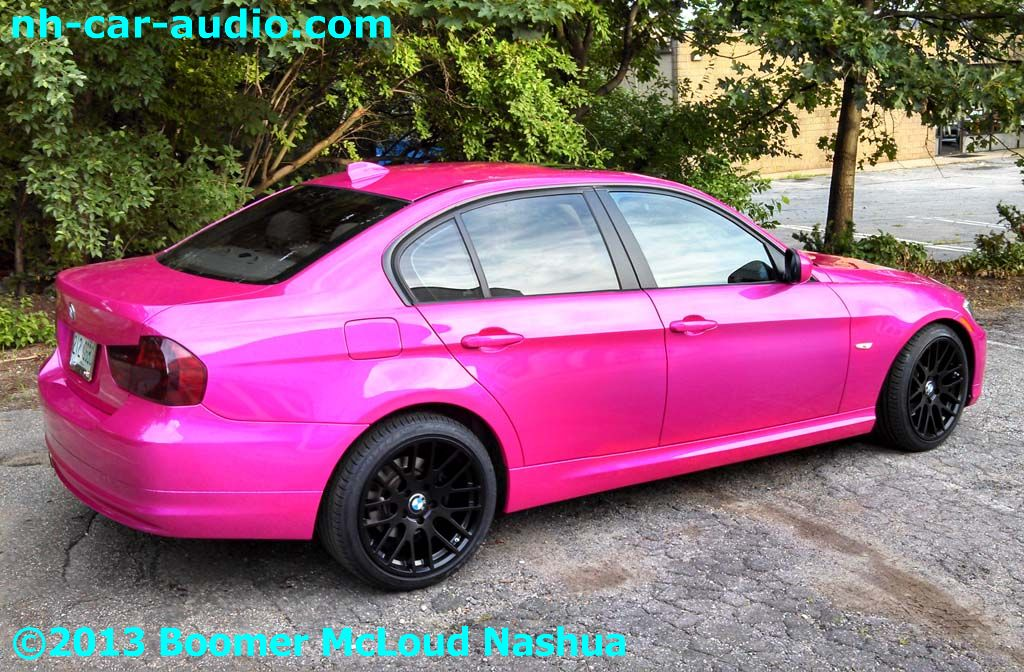 Pink BMW 328 Gift