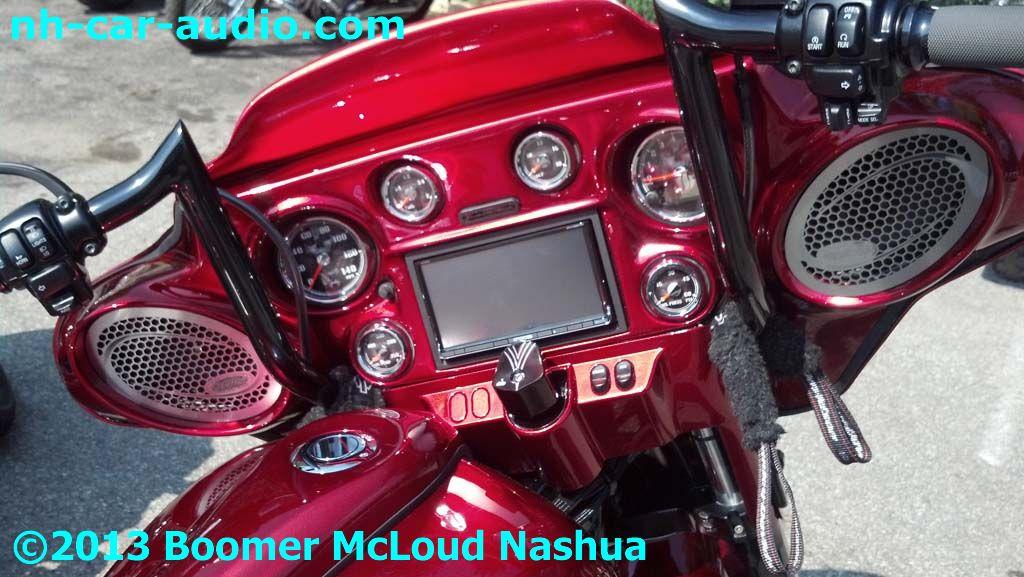 harley-davidson-custom-stereo - boomer nashua mobile electronics