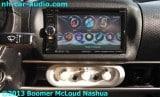 Lotus-Elise-custom-dash-double-din-radio
