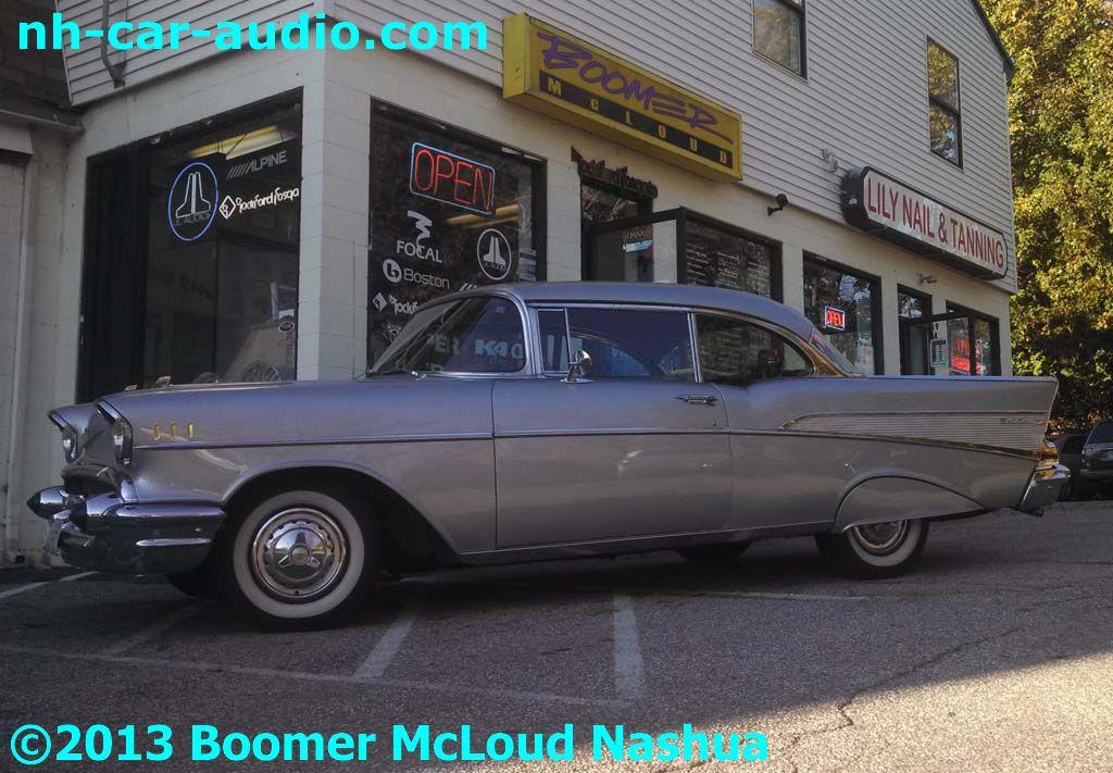 1957-Chevy-Belair-Aux-input-radio