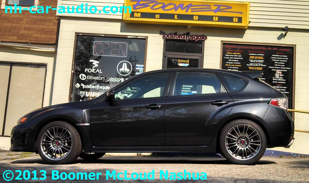 Nh Car Audio Home Of Boomers Boomer Nashua