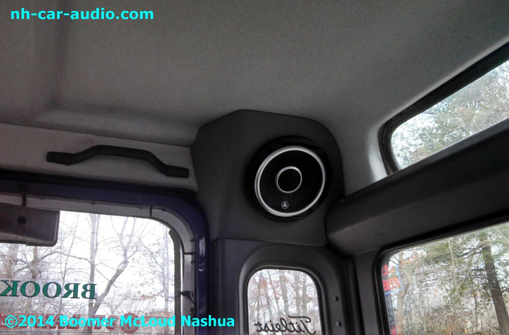 Defender Custom Speaker Housing Boomer Nashua Mobile