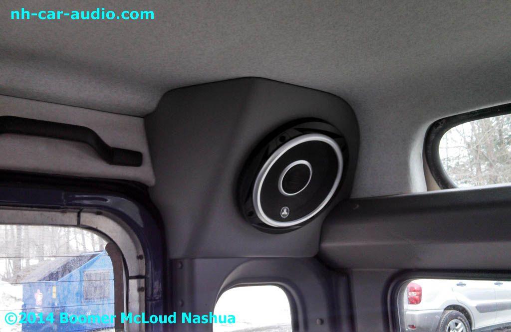 defender custom speaker mounting boomer nashua mobile electronics. Black Bedroom Furniture Sets. Home Design Ideas