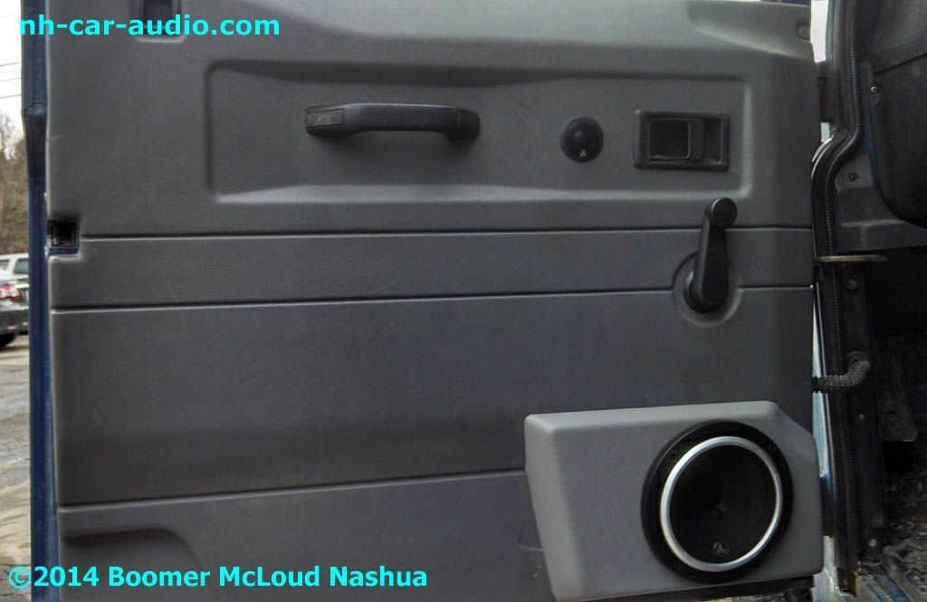 Defender Custom Tweeter Mount Door Woofer Boomer Nashua