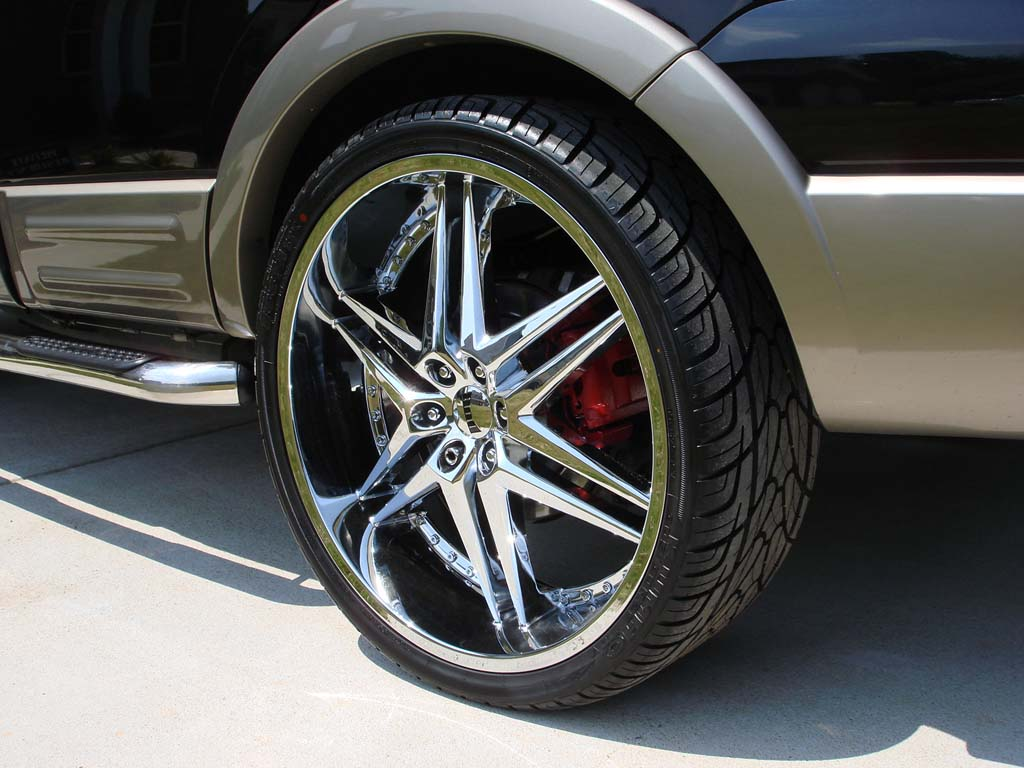 60 Inch Rims On Car : Ford expedition inch wheels boomer nashua mobile