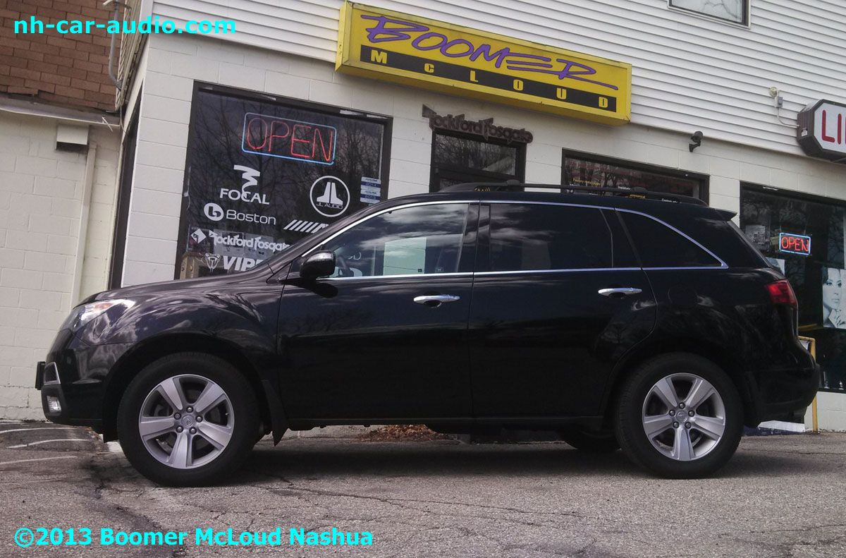 2012-Acura-MDX-Kenwood-Navigation-multimedia-upgrade