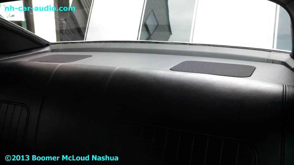 67-Camaro-custom-rear-deck-speaker-installation - Boomer ...