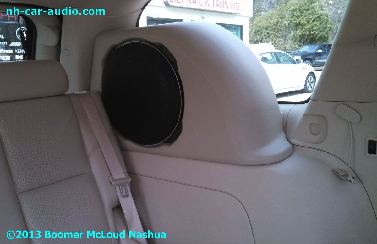 Cadillac-Escalade-factory-matched-subwoofer-enclosure