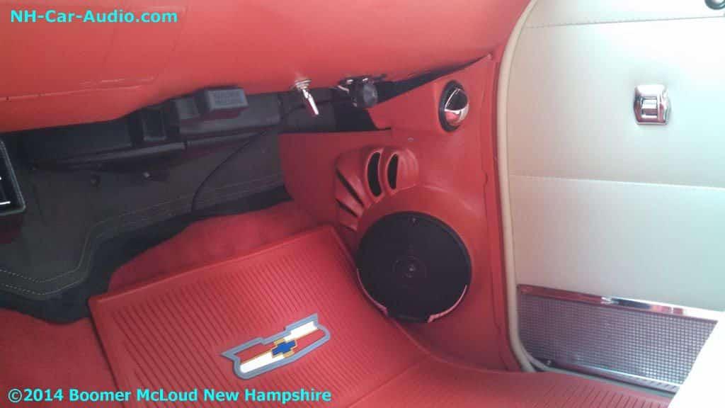 Car Starter App >> 1955-Chevy-Nomad-custom-kick-panel-speakers - Boomer Nashua Mobile Electronics