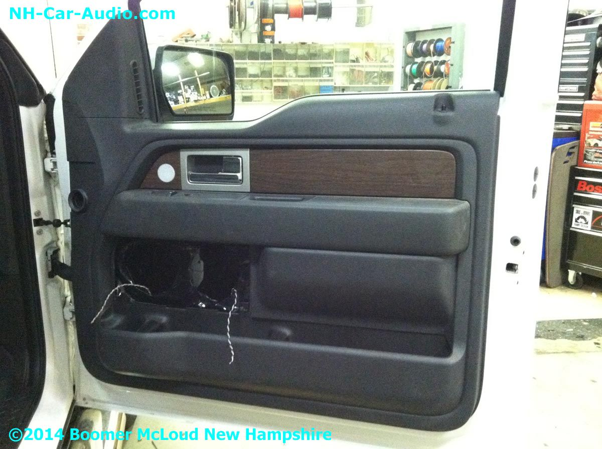 2014 ford f150 mid construction for dual speaker boomer. Black Bedroom Furniture Sets. Home Design Ideas