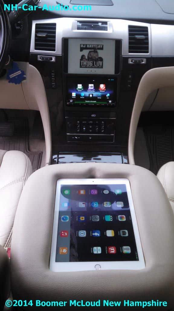 Remote Car Starter App >> Cadilla-Escalade-Kenwood-and-dual-iPad - Boomer Nashua ...