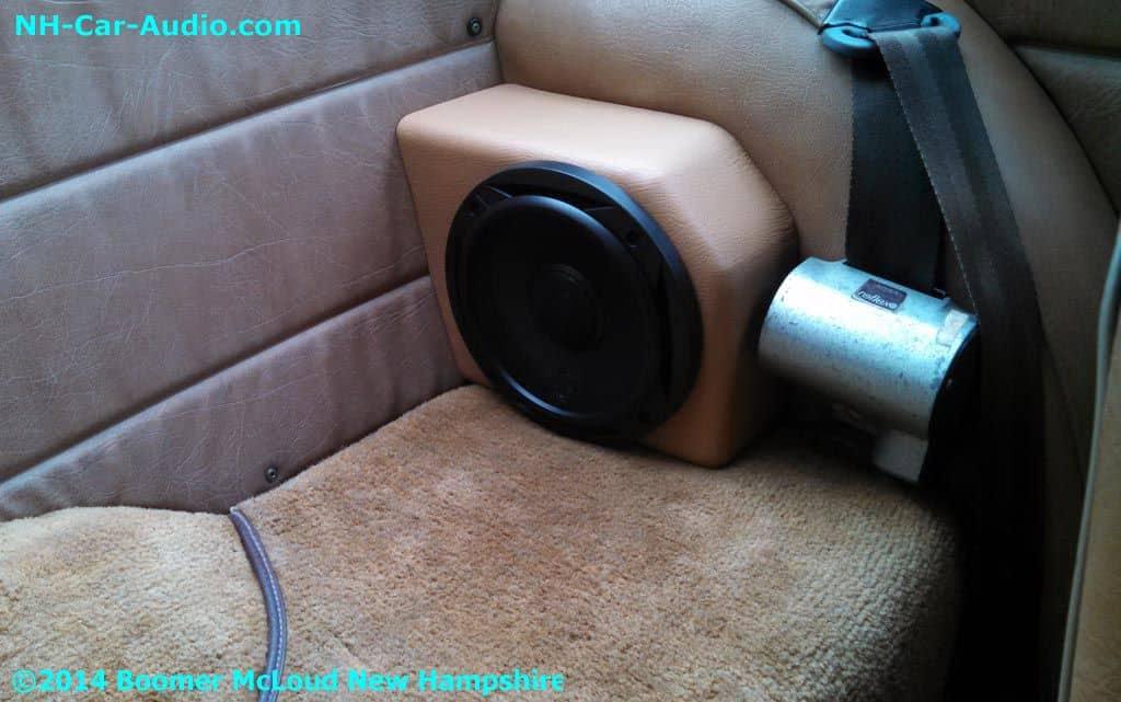 Auto Store Of Greenville >> Triumph-TR6-custom-speaker-housing - Boomer Nashua Mobile ...