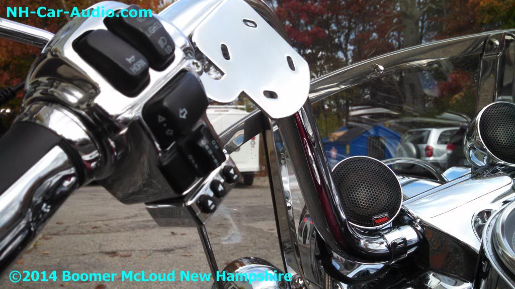 Harley-Roadking-Cycle-sounds-chrome-volume-controler