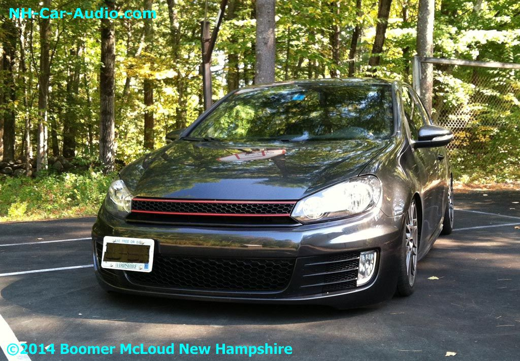 Vw Of Salem >> VW-Gti-lowered-on-bags - Boomer Nashua Mobile Electronics