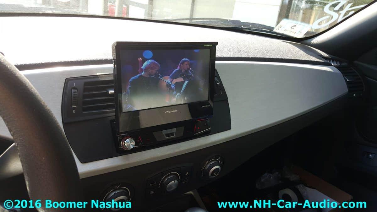 bmw z4 bluetooth navigation installation boomer nashua mobile electronics. Black Bedroom Furniture Sets. Home Design Ideas