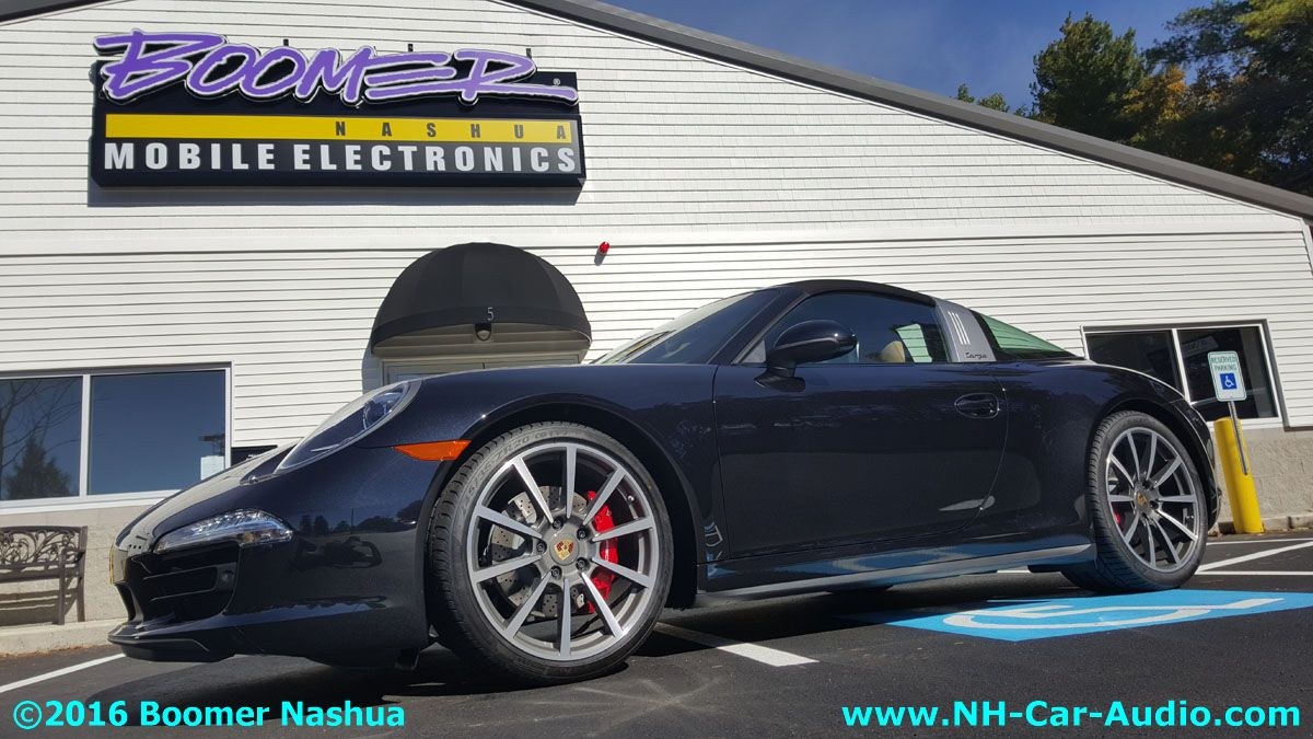 porsche 911 targa camera add on boomer nashua mobile ForCamera Targa