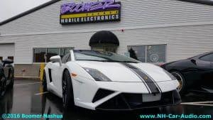 Lamborghini Gallardo New Front