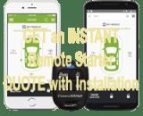 Instant Remote Starter Installation Quote