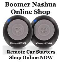 Boomer Nashua Online Shop: Remote Starters