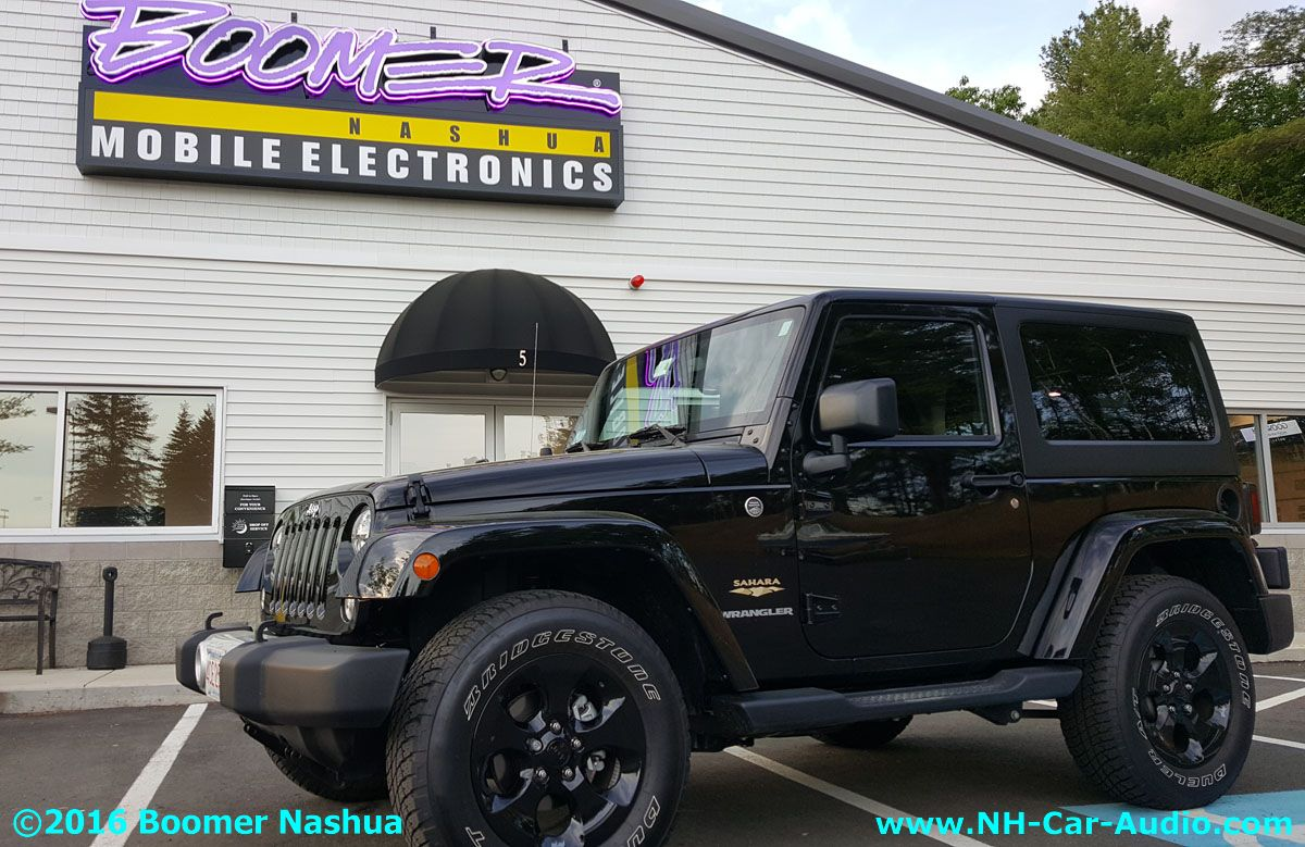 jeep wrangler alpine speakers boomer nashua mobile electronics. Black Bedroom Furniture Sets. Home Design Ideas