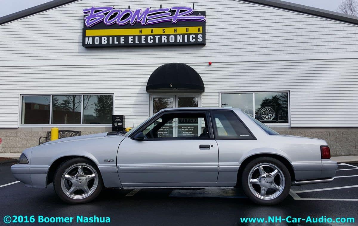 Car Starter App >> Mustang-Fox-Body-custom-interior - Boomer Nashua Mobile Electronics