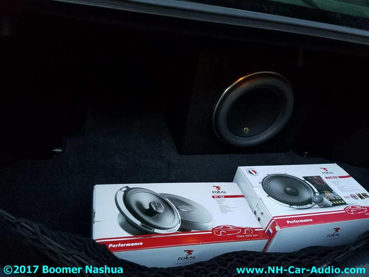 Lexus Gs350 12w7 Subwoofer Boomer Nashua Mobile Electronics