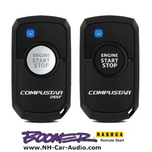 Boomer Nashua Compustar Pro R3 Remotes